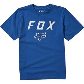 Fox Legacy SS Tee Youth royal blue